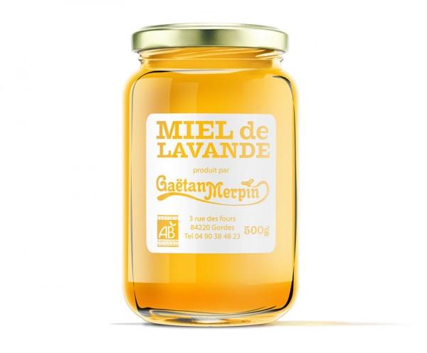 Miel-de-lavande