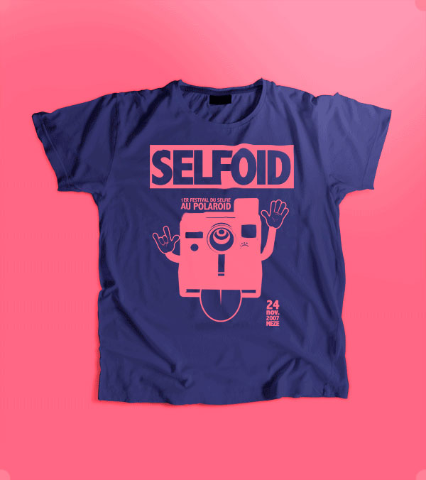 t-shirt-SELFOID
